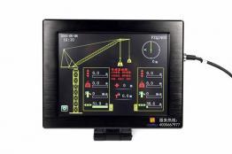 大型起重机安全监控系统研究主要功能及数据分析