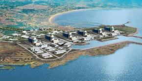 石岛湾核电站